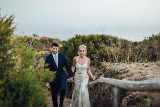 Alternative Jewish wedding photography | Santa Barbara wedding venue