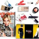 Noutati de revista: Marie Claire Beauty Kit
