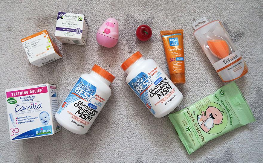 comanda-iherb-pentru-bebelusi-suplimente-cosmetice
