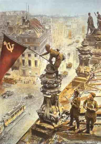 Основни фактори за Победата на СССР във Великата Отечествена война 1941-1945 г.