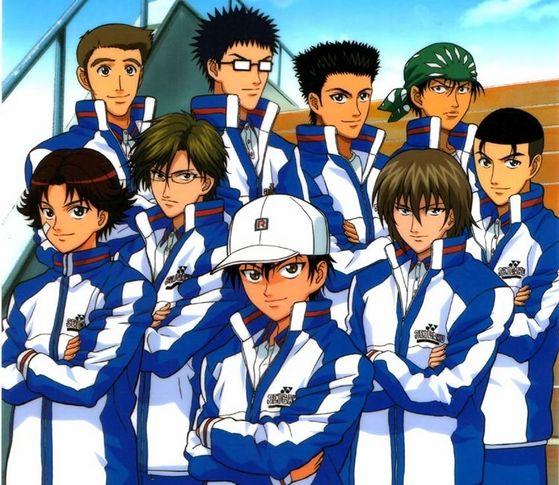 Anime Keren Tentang Menjadi Petenis Terbaik