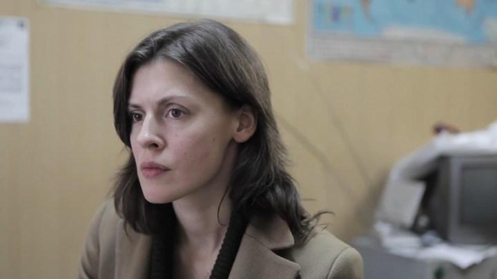Olga Dykhovichnaya in Portret v sumerkakh (2011)