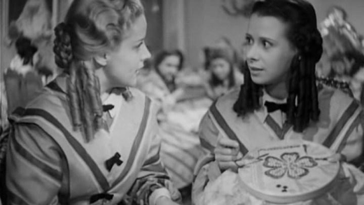 Scène du film Un garibaldien au couvent