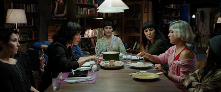 Noomi Rapace dans Seven Sisters