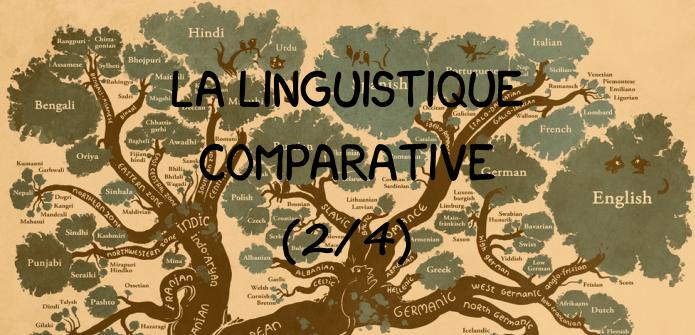 linguistique comparative bannière 2