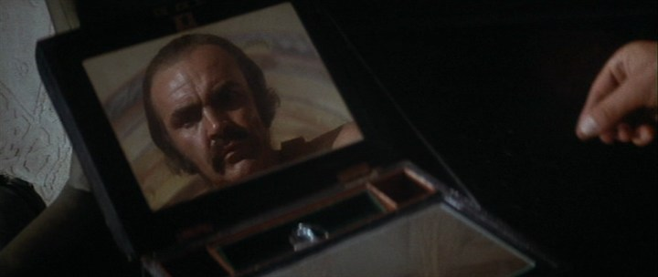 Sean Connery dans le film Zardoz