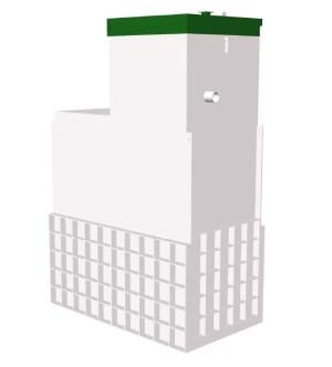 Септик ТОПАС-С 12 long - Топол Эко автономная канализация