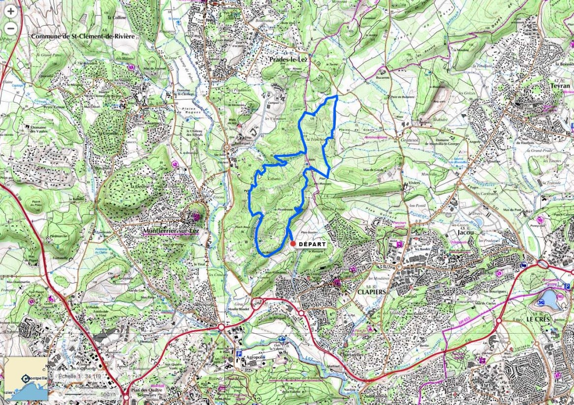 190116_septimanieCaniRandoClapiers_map_redux