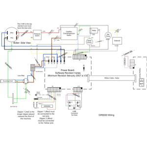 GR8000 | Matrix | Dry steam Cleaner | Septimus Spares