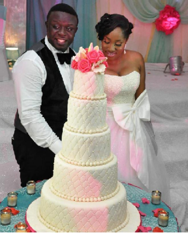 Comedian Elenu Celebrates 3rd Wedding Anniversary With Wife