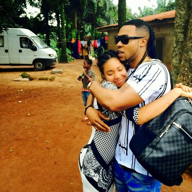 Former MBGN Anna Banner Speaks On Relationship With Flavour And How He Turned Her Into Babymama