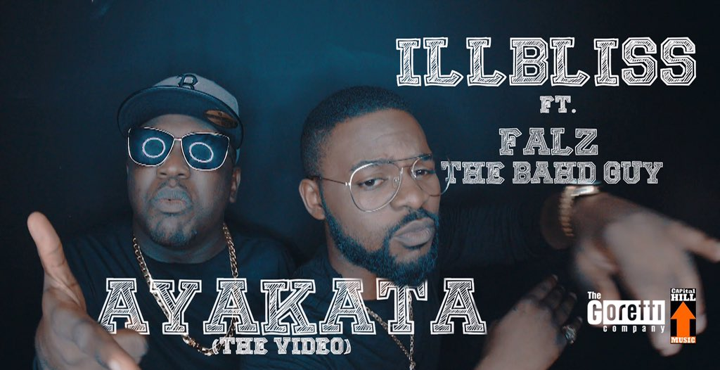 HOT VIDEO: iLLbliss Ft. Falz – 'Ayakata' (Official)