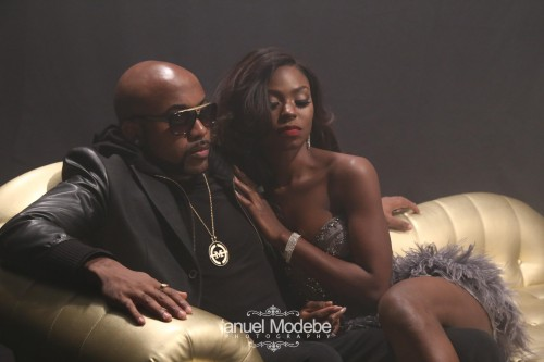 Niyola Clears Air About Rumoured Romance With Banky W
