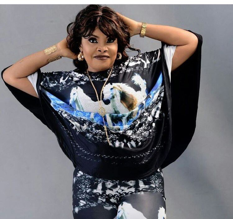Nollywood Actress, Lola Alao Releases New Photos To Celebrate Birthday