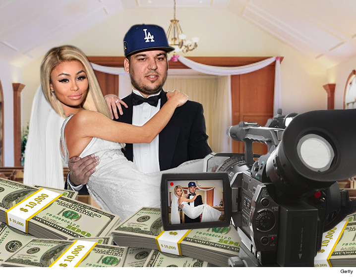 Rob Kardashian Set To Marry Blac Chyna In July