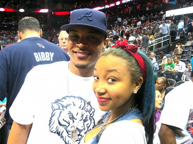 T.I's Daughter Arrested For Carrying Gun At The Airport