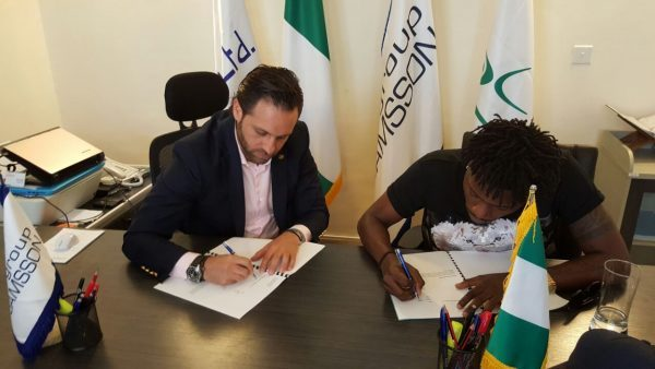 YCee Grabs New Endorsement Deal -PHOTOS!