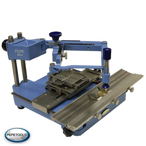 PEPETOOLS Horizontal Engraving Machine Septools