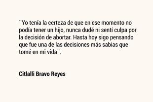 Citlalli Bravo Reyes
