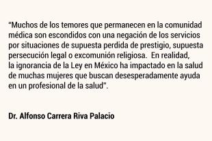 Gineco-Obstetra, reside en la Ciudad de México