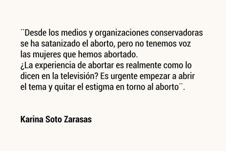 Karina Soto Zarasas