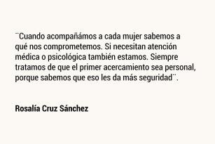 Rosalía Cruz Sánchez