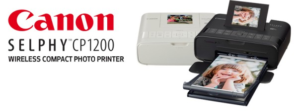 Printer Canon Selphy CP1200