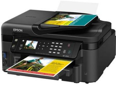 Printer Epson Workforce WF-3520