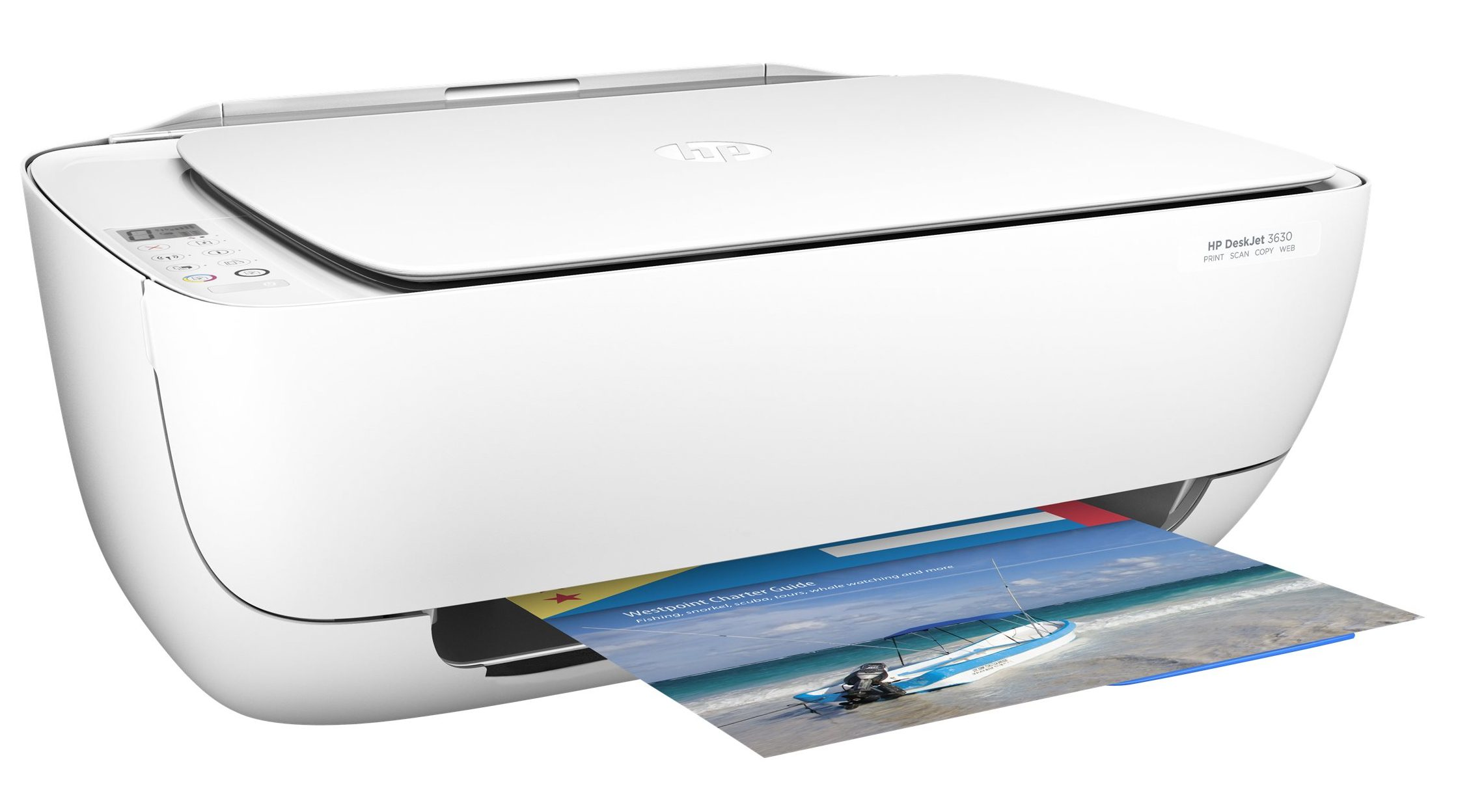 Review HP Deskjet 3630