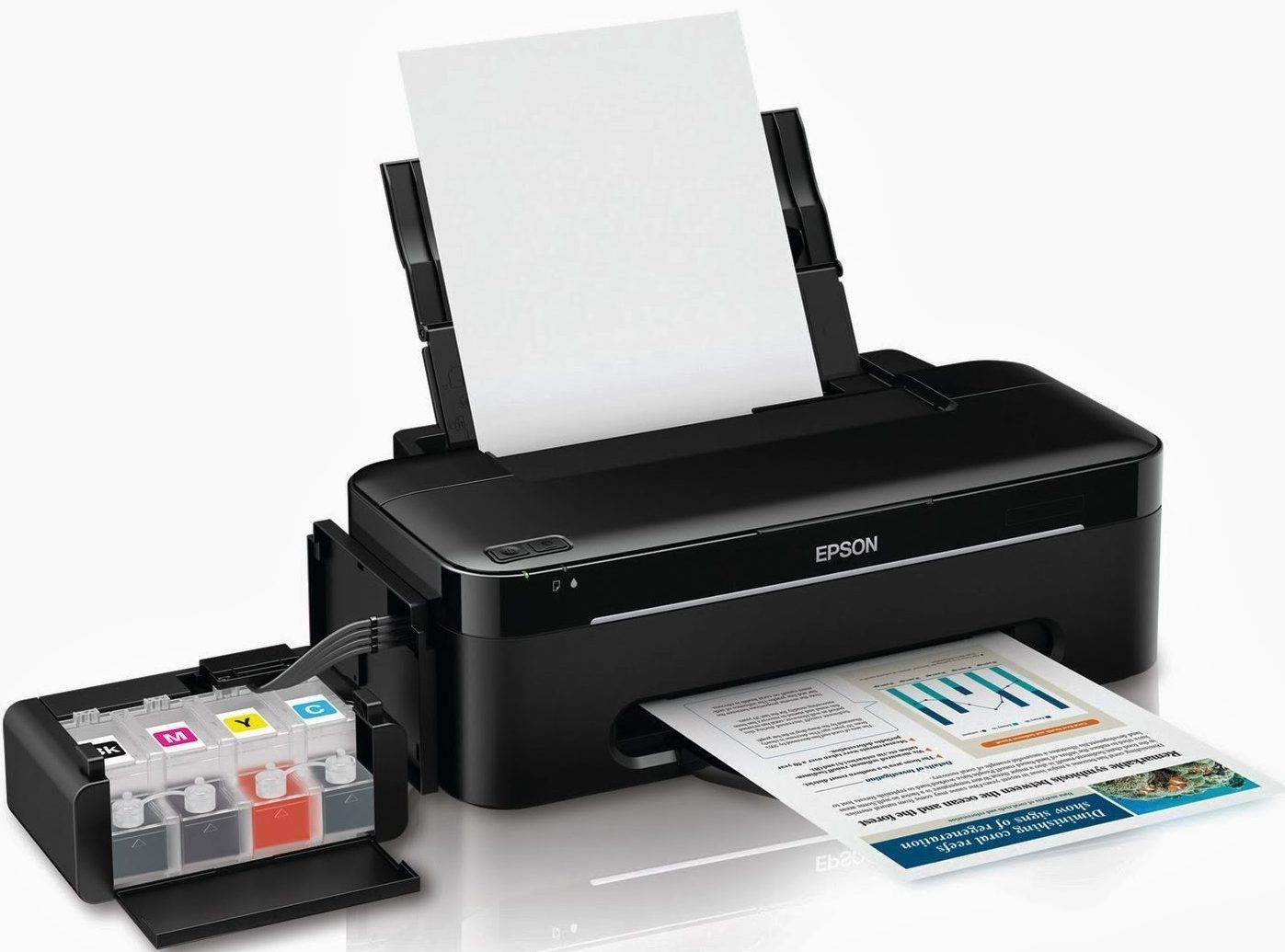 Cara Reset Ink Waste Is Full Epson