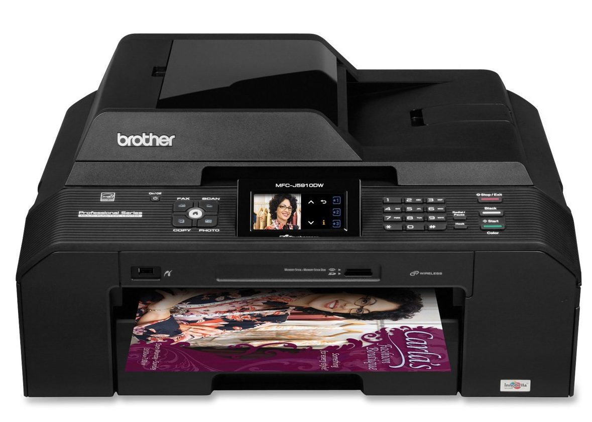 Printer Inkjet Brother Murah Terbaru