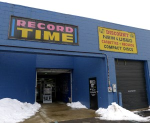 RECORD TIME DETROIT