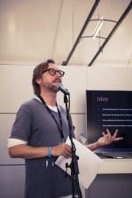 05.09.13 - Jörg Remy beim Workshop im Postbahnhof