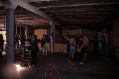 07.09.13 - Besucher des sequences Projekt