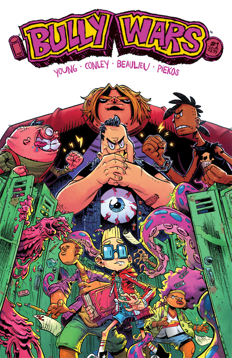 Image result for bully wars issue 1 review