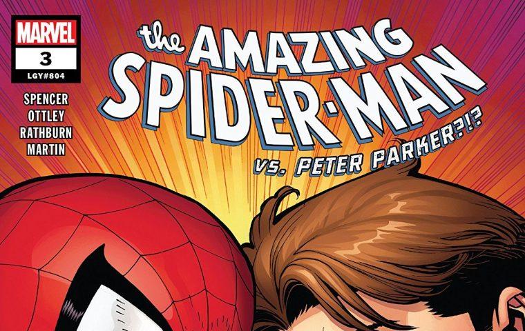 amazing spider-man #3 comic 2018 ile ilgili görsel sonucu
