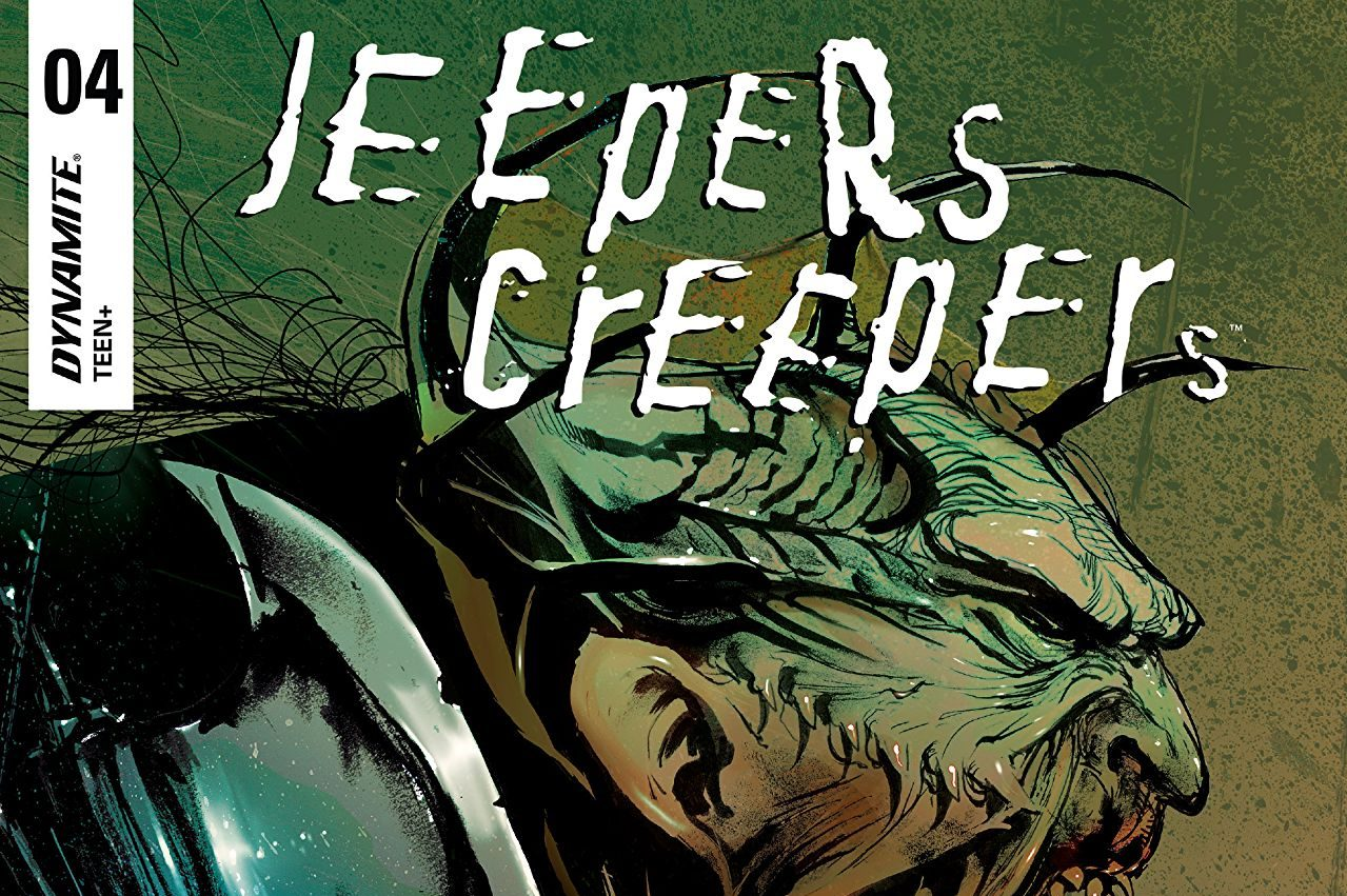 Comic Review: Jeepers Creepers #4 - Sequential Planet