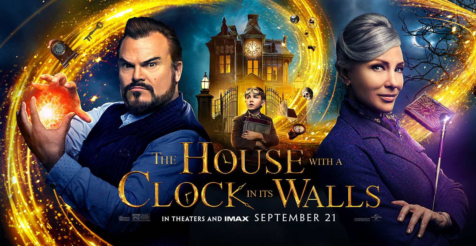 Movie Review: The House with a Clock in Its Walls - Sequential Planet