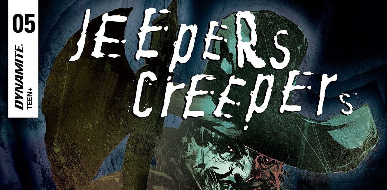 Comic Review: Jeepers Creepers #5 - Sequential Planet