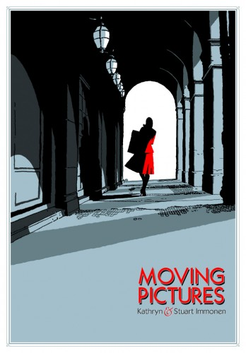 moving pictures graphic novel cover