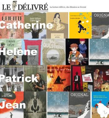 Monet bookstore's Les bandes dessinées de 2013 : les palmarès de nos libraires BD