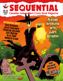 Sequential Issue 3 Cover