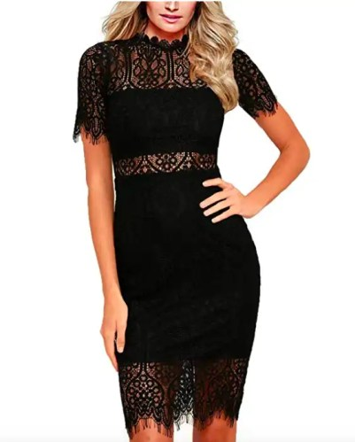 high-neck-lace-dress-ten-little-black-dresses-perfect-for-every-occasion