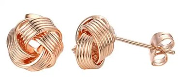 rose-gold-stud-earrings-perfect-for-the-holidays