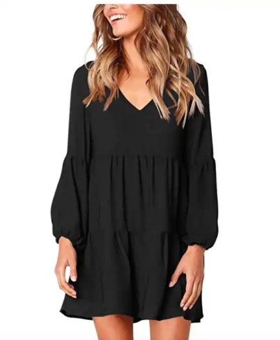 ruffle-swing-dress-ten-little-black-dresses-perfect-for-every-occasion