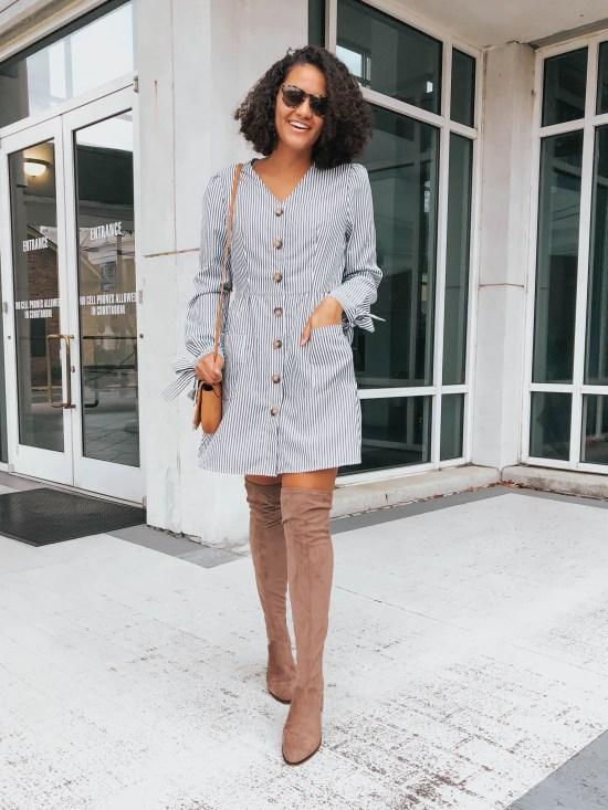 striped-dress-otk-boots-twenty-winter-outfit-ideas