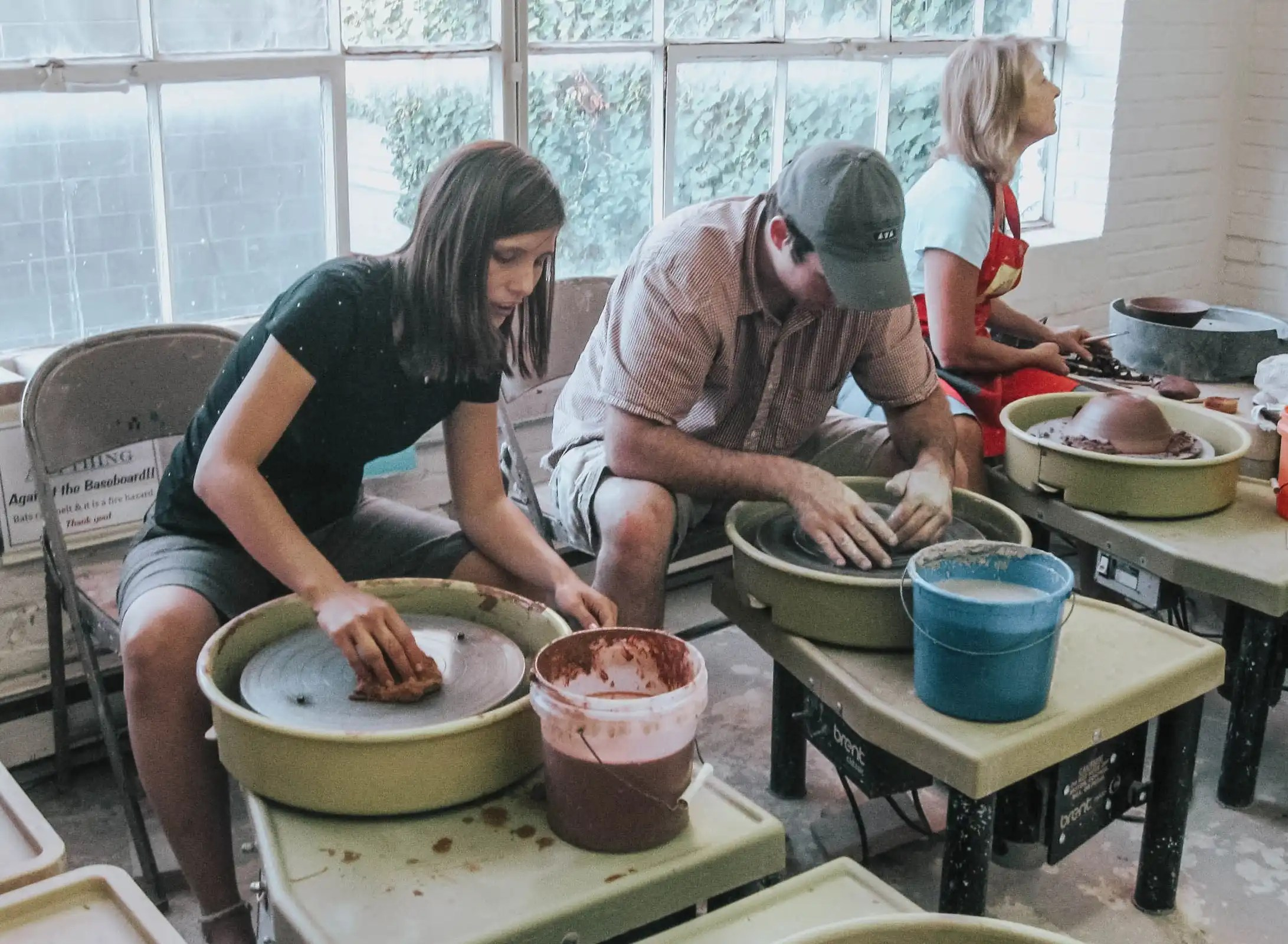 Pottery Class Unconventional Date Night Ideas