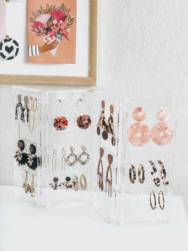 Earring Stand Master Bedroom Tour