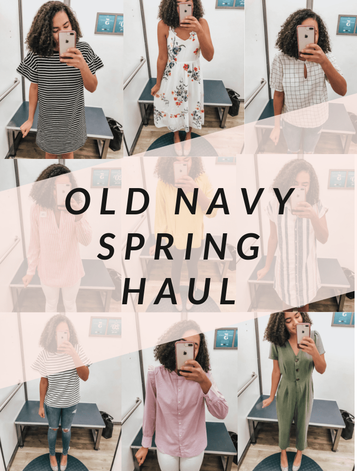 3f4dcd555 Old Navy Spring Haul - Sequins and Sales