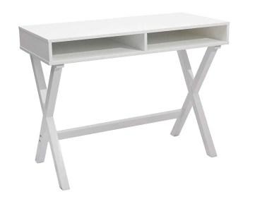 White Desk Master Bedroom Tour
